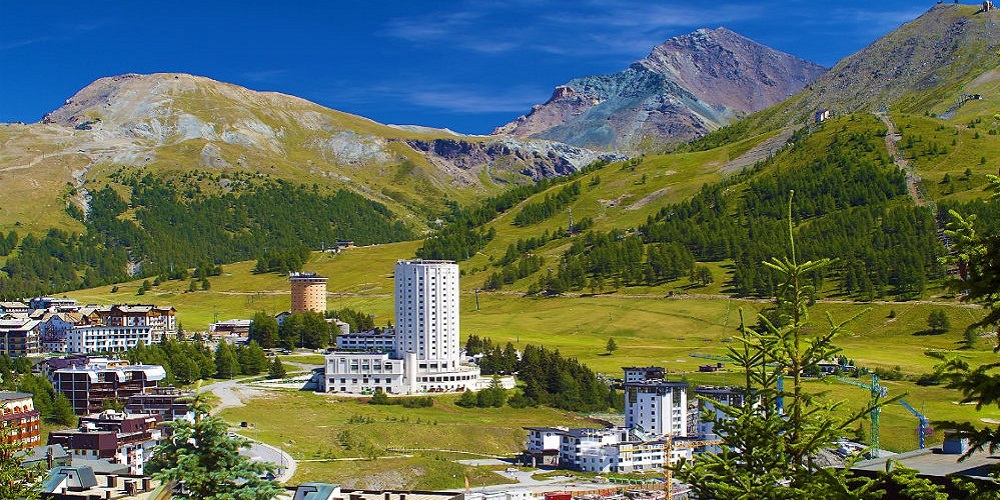 Incentive a Sestriere d'estate