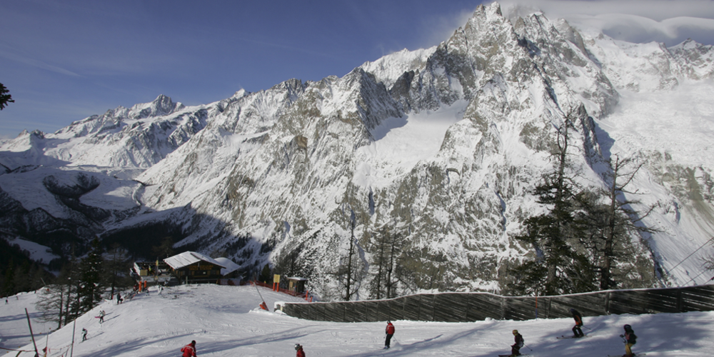 Incentive in Courmayeur