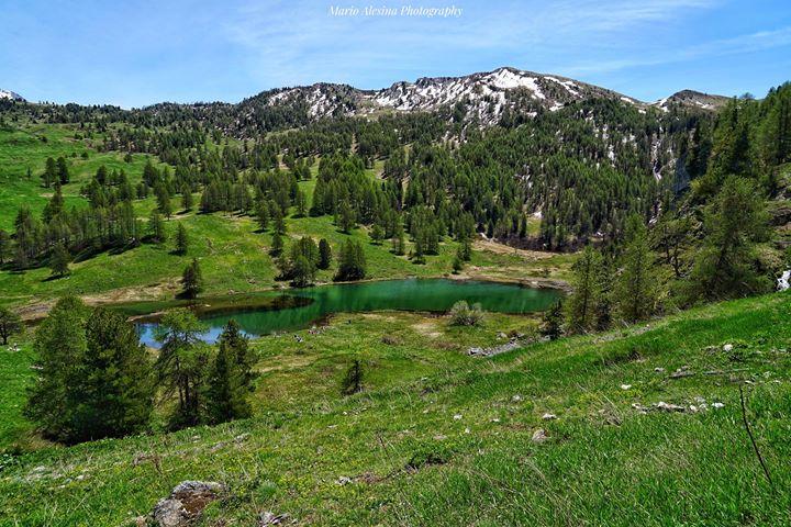 Vacanze outdoor piemonte, trekking per il lago nero