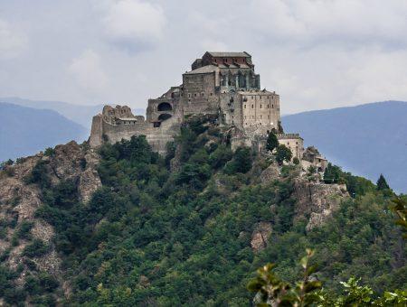 Val di Susa - trekking sacra di San Michele