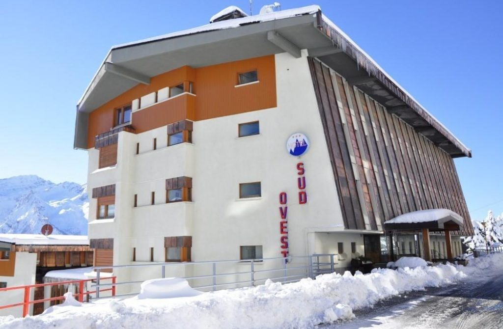 hotel sud ovest sestriere