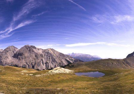 valle stretta trekking